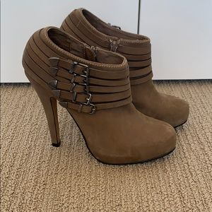 Aldo size 6.5 High-heel Ankle Boots
